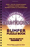 img - for Countdown Bumper Puzzle Book: Over 1,500 of Countdown's Toughest Word Games, Number Games and Conundrums (Puzzle Book) by Michael Wylie (2007-02-05) book / textbook / text book