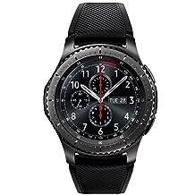 Samsung Gear S3 Frontier SM-R760 Smartwatch (Bluetooth Model / International Version)