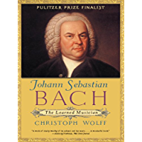 Johann Sebastian Bach: The Learned Musician (Norton Paperback) book cover