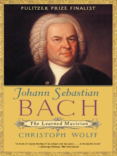 (Johann Sebastian Bach: The Learned Musician (Norton Paperback))