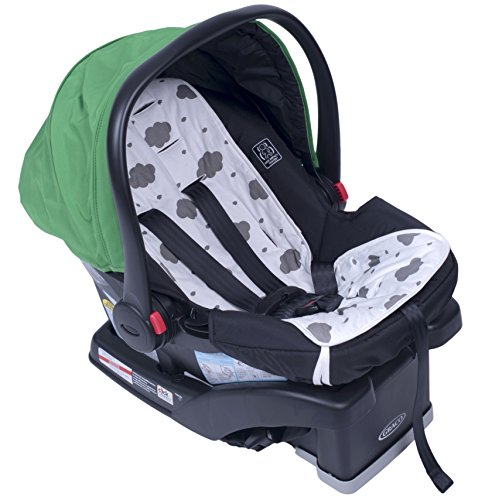 Reversible Pure Cotton Universal Baby Seat Liner