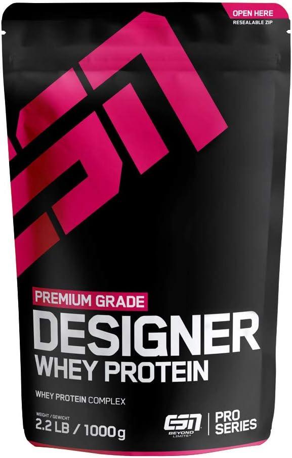 Esn Designer Whey Protein Double Chocolate - 1000 gr