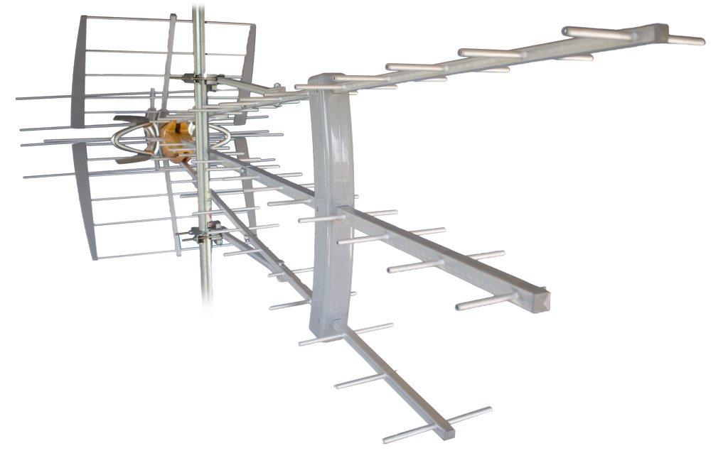 Televes DATBOSS LR Mix UHF VHF Long Range Antenna with LTE Filter (149883)