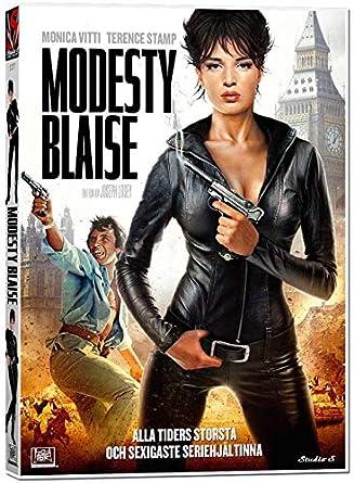 תוצאת תמונה עבור modesty blaise movie