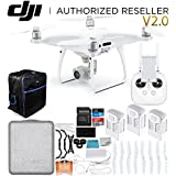 DJI Phantom 4 PRO V2.0/Version 2.0 Quadcopter Everything-You-Need Ultimate Bundle