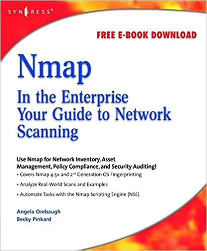 Nmap in the Enterprise: Your Guide to Network Scanning 1