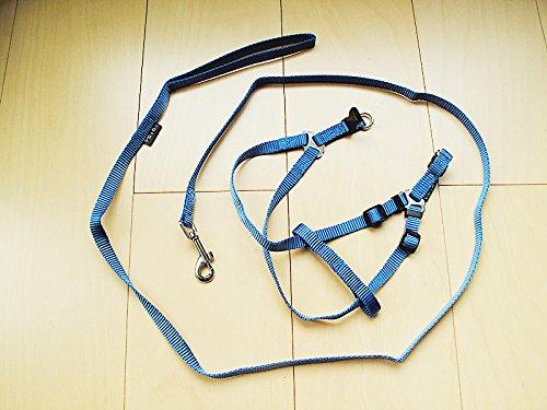 aibo-nylon-dog-leash-and-harness-set-on-sale