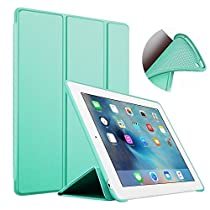 iPad Mini Case, iPad Mini 2 Case, iPad Mini 3 Case - FST Slim Lightweight Smart Soft Back Cover Trifold Stand with Auto Sleep/Wake Function for Apple iPad Mini 1/2/3