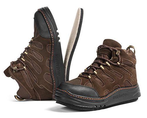 Cougar Paws Men's Estimator Roofing Boot 8.5 Brown by Cougar Paws