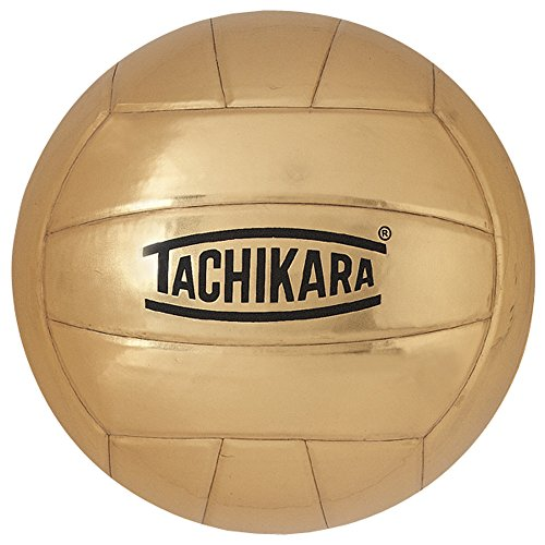 Tachikara Metallic Gold Autograph Volleyball (Autograph Regulation)