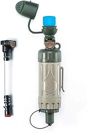 QSBY Purificador de Agua Salvaje Filtro de filtración múltiple ...