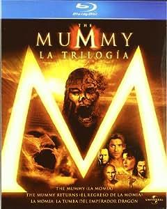 Trilogia La Momia [Blu-ray]