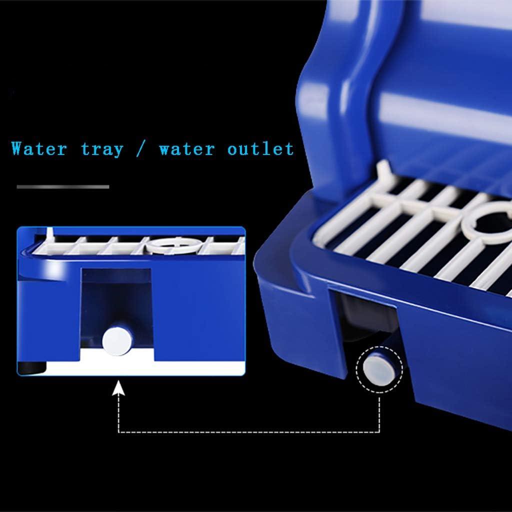 ZY Ice crusher Trituradora de Hielo Comercial, trituradora de ...