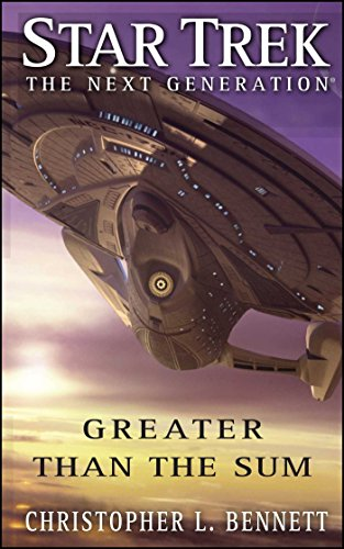 Star trek the next generation greater than the sum kindle star trek the next generation greater than the sum by bennett christopher fandeluxe Images