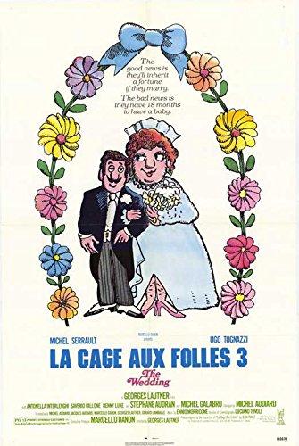 La Cage Aux Folles 3 Wedding POSTER (11