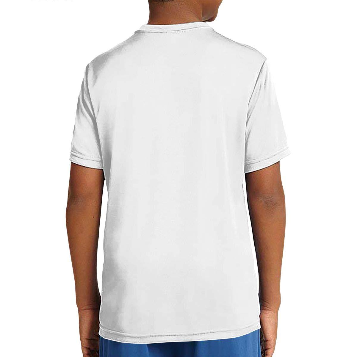 ROWANJEFFERS The Exploited Unisex Boys Girls T Shirts Youth Tees White