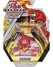 Bakugan Geogan Rising 2021 Pyrus Amphrog Geogan Collectible Action Figure and Trading Cards