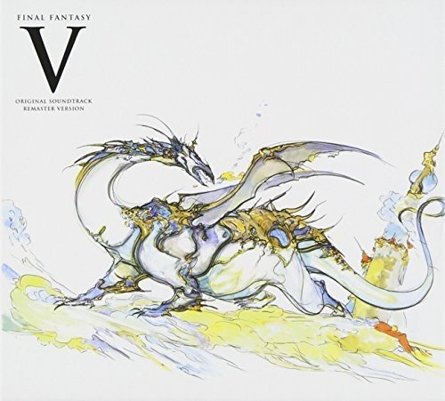 Price comparison product image Final Fantasy V