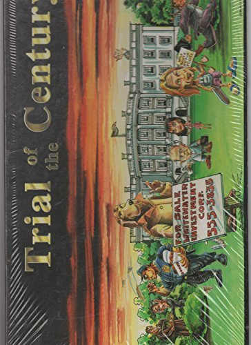 Trial of the Century Board Game by Companion Games by Companion Games