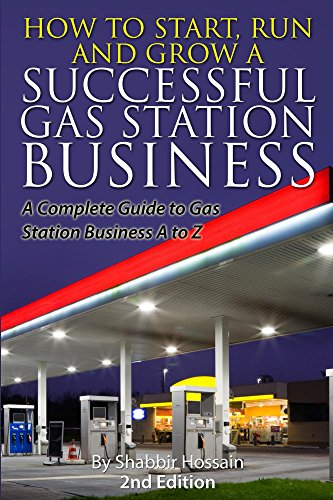 Gas Station Mini Mart Start Up Business Plan NEW!