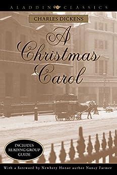 A Christmas Carol (Aladdin Classics) by [Dickens, Charles]