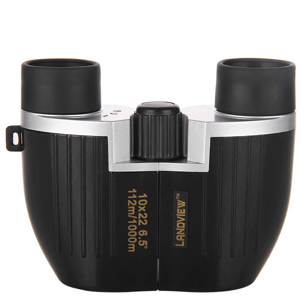 BPSY Adult Binoculars,10X22 High-Definition Green Film Lens Portable Telescope Suitable for Viewing Musical Drama Sports Game Large Eyepiece Clear Imaging