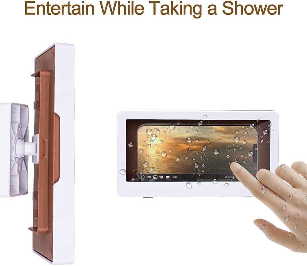 phone holder for bathroom