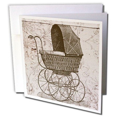 vintage baby buggy - 6