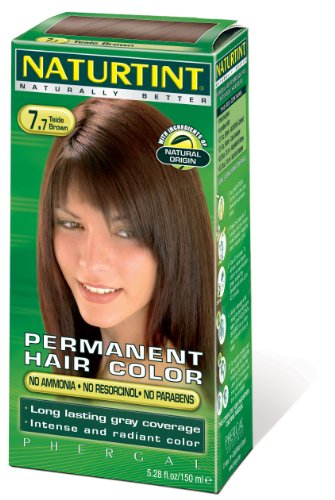 Naturtint Hair Color Permanent, I-7.77 Teide Brown, 5.28 Ounce