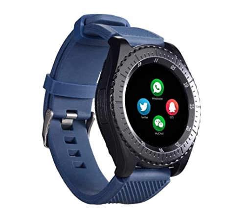 Amazon.com: Z3 Bluetooth Smartwatch Built-in Camera Sports ...