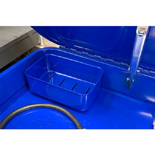 Eastwood 20 Gallon Parts Washer Cabinet Electric Solvent Pump Automotive Parts Washer Cleaner by Eastwood (Image #3)