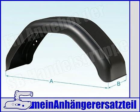 Kunststoff Schutzblech Kotflügel 220x750mm 22x75 Cm Für Pkw Anhänger Auto