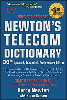 Newton's Telecom Dictionary Download.zip