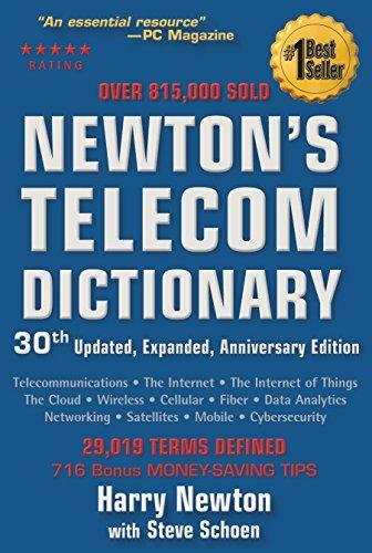 - Newton's Telecom Dictionary