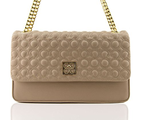 88 Kelly Luxury Design Quilted Medium Crossbody Bag
