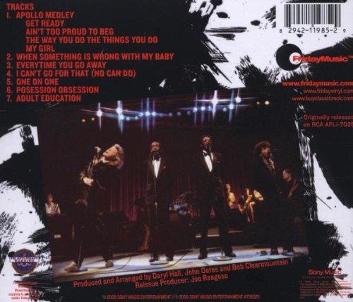 Live At The Apollo With David Ruffin & Eddie Kendrick