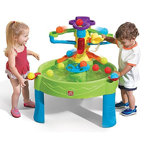 Step2 Busy Ball Play Water Table for Toddlers - Durable Kids