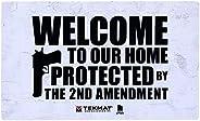 TekMat 2nd Amendment Door Mat
