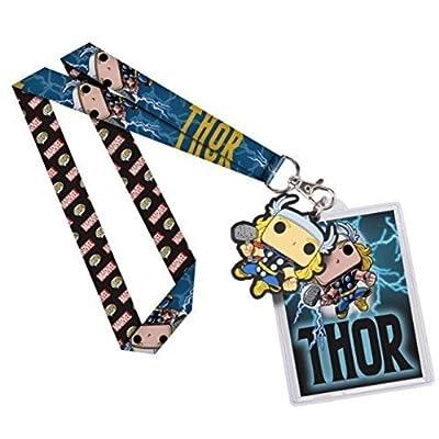 Funko Lanyard: Marvel Thor Toy Figures: Funko Lanyard:: Toys & Games