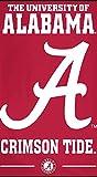 Alabama Crimson Tide NCAA 30 X 60 Inch Beach Towel