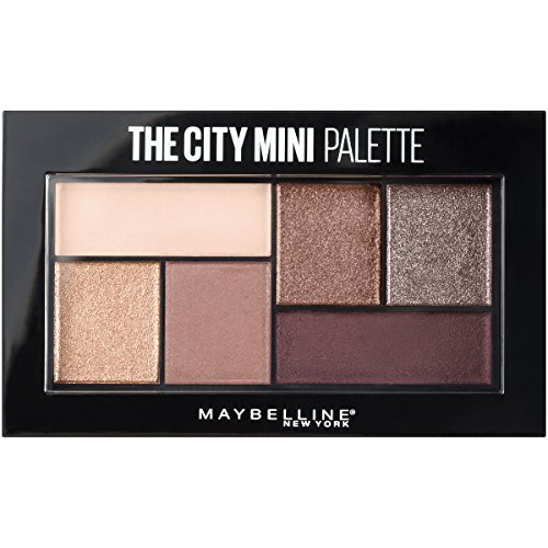Maybelline The City Mini Palette, Chill Brunch Neutrals 0.14