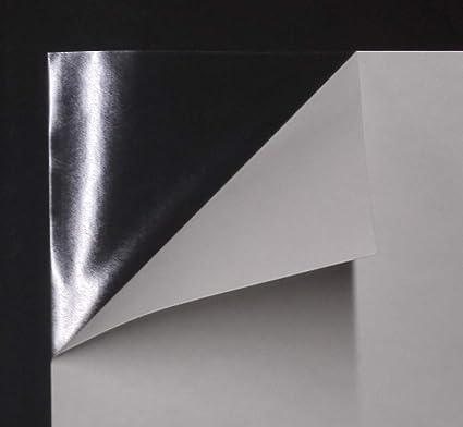 A5 adhesivo PVC vinilo polipropileno brillante trasp. Para ...