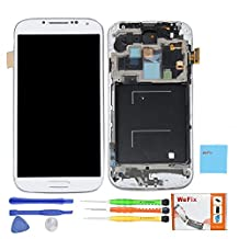 WeFix LCD + Touch Screen Digitizer + Frame Assembly for Samsung Galaxy S4 i337 AT&T M919 T-Moblie White