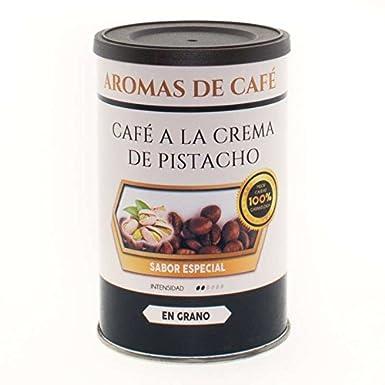 Aromas de Café - Café Molido a la Crema de Pistacho/Café con Pistacho variedad