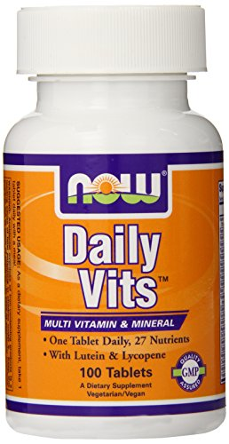 daily vitamins multi tablets