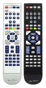 RM-Series Reemplazo mando a distancia para OTTO-VERSAND RRMCG 0617 PESA