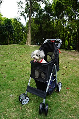 Baby Stroller Dog Compartment - 7