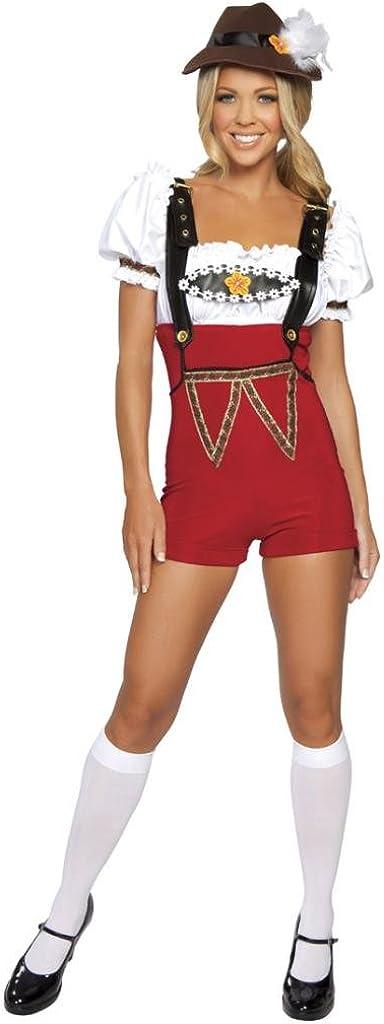 Musotica Sexy Pin Up Beer Maiden Halloween Costume