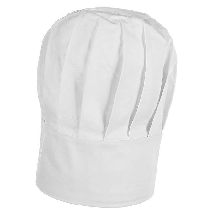 Cappello da Cuoco Sicilia One Size - bianco  Amazon.it  Abbigliamento 9cc2074ee82e