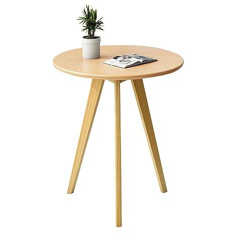 ACZZ Mesa de centro nórdica Sala de estar simple Mesa de ...